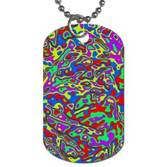 We Need More Colors 35c Dog Tag (Two Sides)