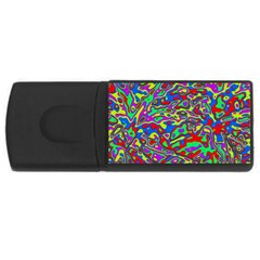 We Need More Colors 35c USB Flash Drive Rectangular (2 GB)