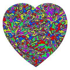 We Need More Colors 35c Jigsaw Puzzle (Heart)