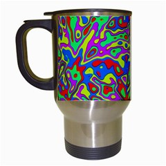 We Need More Colors 35c Travel Mugs (White)