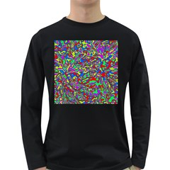We Need More Colors 35c Long Sleeve Dark T-Shirts