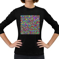 We Need More Colors 35c Women s Long Sleeve Dark T-Shirts