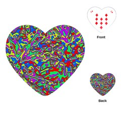 We Need More Colors 35c Playing Cards (Heart)