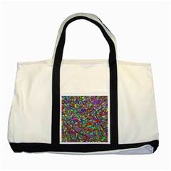 We Need More Colors 35c Two Tone Tote Bag