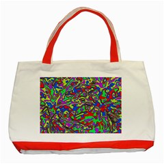 We Need More Colors 35c Classic Tote Bag (Red)