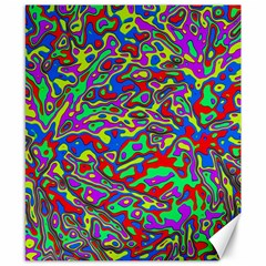 We Need More Colors 35c Canvas 8  x 10