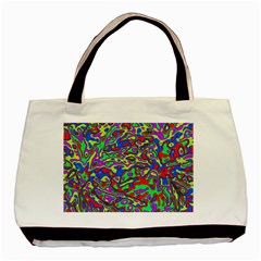 We Need More Colors 35c Basic Tote Bag (Two Sides)
