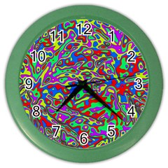 We Need More Colors 35c Color Wall Clocks