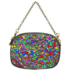 We Need More Colors 35c Chain Purses (Two Sides)