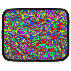 We Need More Colors 35c Netbook Case (XXL)