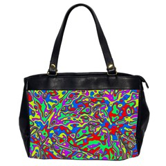 We Need More Colors 35c Office Handbags (2 Sides)