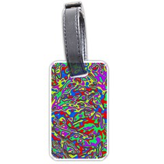 We Need More Colors 35c Luggage Tags (One Side)