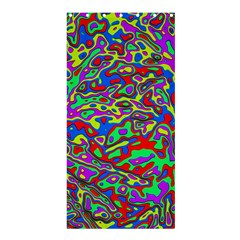 We Need More Colors 35c Shower Curtain 36  x 72  (Stall)
