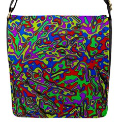 We Need More Colors 35c Flap Messenger Bag (S)