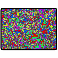 We Need More Colors 35c Double Sided Fleece Blanket (Large)