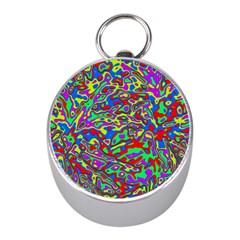 We Need More Colors 35c Mini Silver Compasses