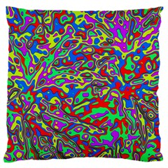 We Need More Colors 35c Large Flano Cushion Case (One Side)