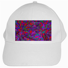We Need More Colors 35b White Cap