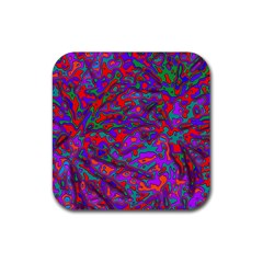 We Need More Colors 35b Rubber Square Coaster (4 pack)