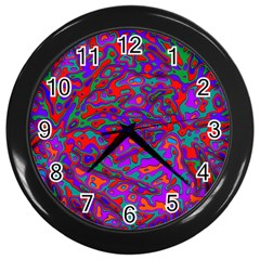 We Need More Colors 35b Wall Clocks (Black)