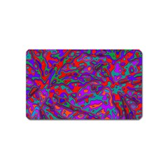 We Need More Colors 35b Magnet (Name Card)