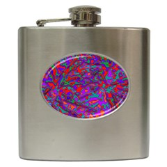 We Need More Colors 35b Hip Flask (6 oz)