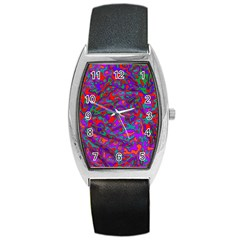 We Need More Colors 35b Barrel Style Metal Watch