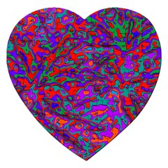 We Need More Colors 35b Jigsaw Puzzle (Heart)
