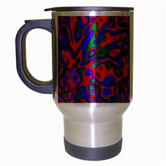 We Need More Colors 35b Travel Mug (Silver Gray)