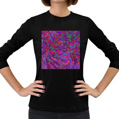 We Need More Colors 35b Women s Long Sleeve Dark T-Shirts
