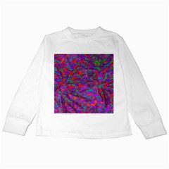 We Need More Colors 35b Kids Long Sleeve T-Shirts