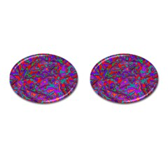 We Need More Colors 35b Cufflinks (Oval)