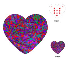 We Need More Colors 35b Playing Cards (Heart)