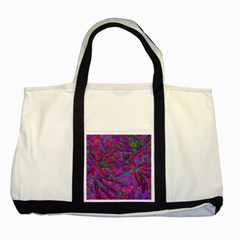 We Need More Colors 35b Two Tone Tote Bag