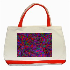 We Need More Colors 35b Classic Tote Bag (Red)