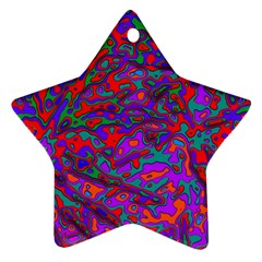 We Need More Colors 35b Star Ornament (Two Sides)