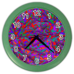 We Need More Colors 35b Color Wall Clocks