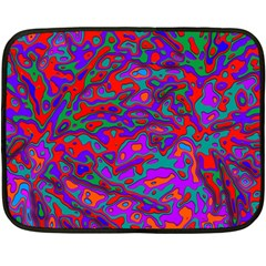 We Need More Colors 35b Double Sided Fleece Blanket (Mini)