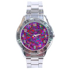 We Need More Colors 35b Stainless Steel Analogue Watch