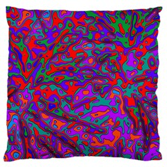 We Need More Colors 35b Large Cushion Case (Two Sides)