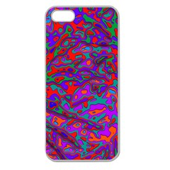We Need More Colors 35b Apple Seamless iPhone 5 Case (Clear)