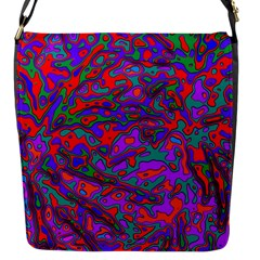 We Need More Colors 35b Flap Messenger Bag (S)