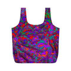 We Need More Colors 35b Full Print Recycle Bags (M)