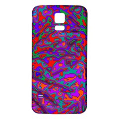 We Need More Colors 35b Samsung Galaxy S5 Back Case (White)