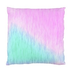 Pink green texture                                                       Standard Cushion Case (Two Sides)