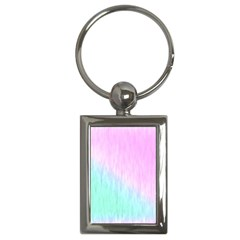 Pink green texture                                                       			Key Chain (Rectangle)