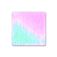 Pink green texture                                                       Magnet (Square)
