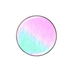 Pink green texture                                                       Hat Clip Ball Marker