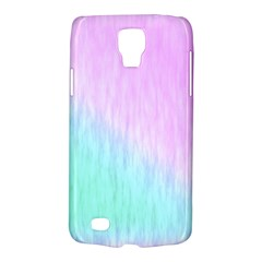 Pink green texture                                                      			Samsung Galaxy S4 Active (I9295) Hardshell Case