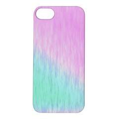 Pink green texture                                                      			Apple iPhone 5S Hardshell Case
